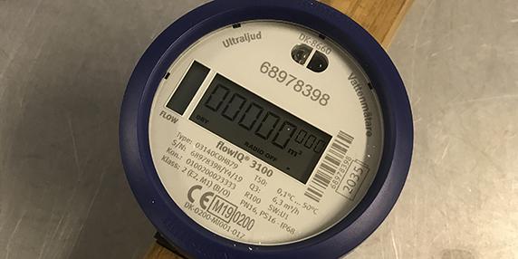 Prima Digitala vattenmätare på gång - Håbo QL-42