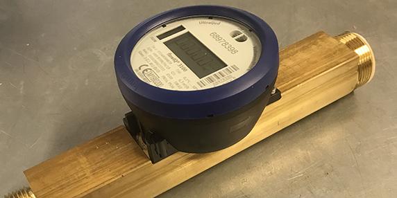 Bra Digitala vattenmätare på gång - Håbo EI-85