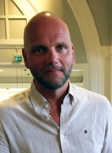 Pierre Johansson, Företagarna Upplands-Bro - Håbo